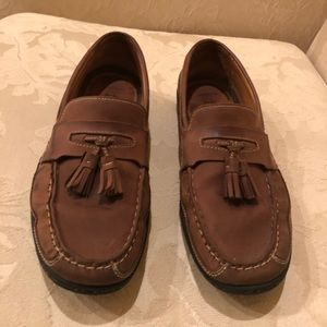 Johnston and Murphy loafers